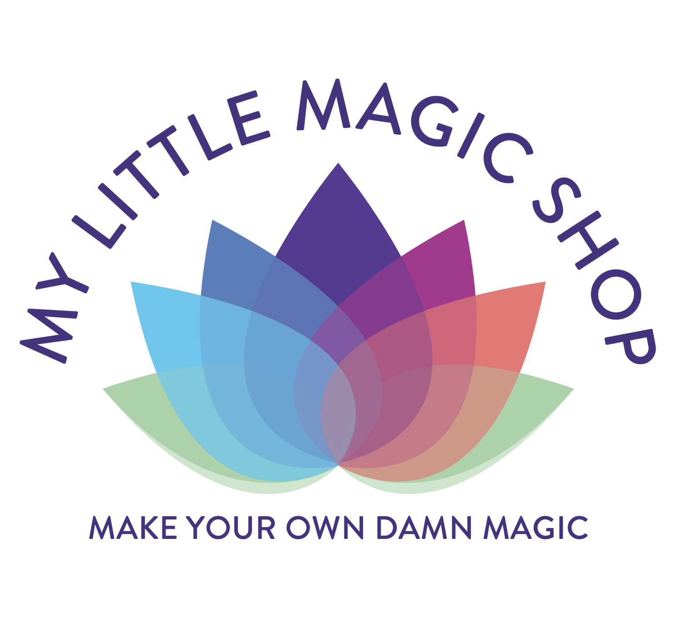 My Little Magic Shop Rachel Fritz