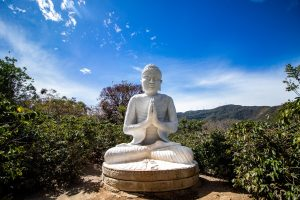Buddha Statue Hike Hacienda La Chimba